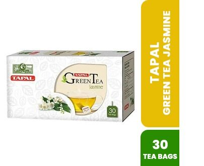 Order Tapal Green Tea Jasmine 45GM - 30 Tea Bags Online At Best Price In Pakistan