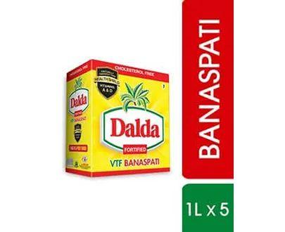 Dalda Banaspati_Ghee 5 Kg