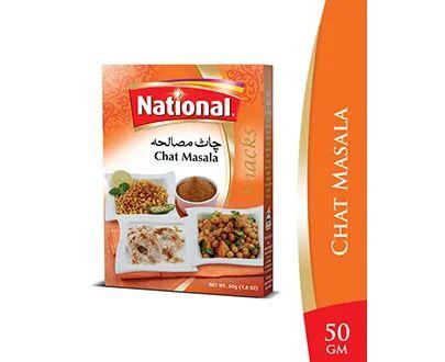 Order National Chat Masala 50g Online At Best Price In Pakistan   Asanbuy.pk