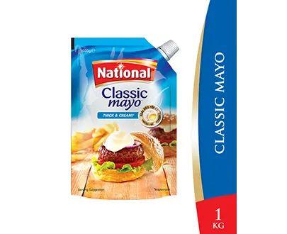 National Classic Mayo 1000ml