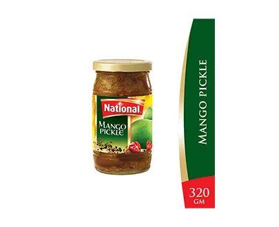 National Kasundi Mango Pickle