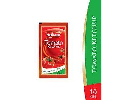 National Tomato Ketchup 10g