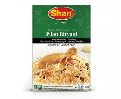 Buy Shan Pulao Biryani 50Gm Masala