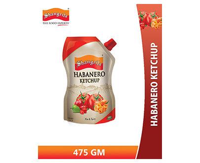 Shangrila Habanero Ketchup 475gm