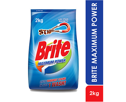 Order Brite Maximum Power 2kg Online at Best Price In Pakistan