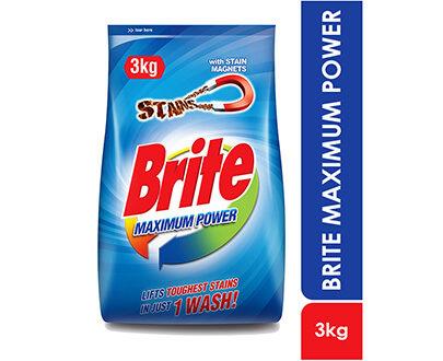 Order Brite Maximum Power 3Kg Online at Best Price In Pakistan