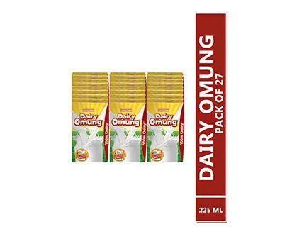 Dairy Omung Milk 225ml