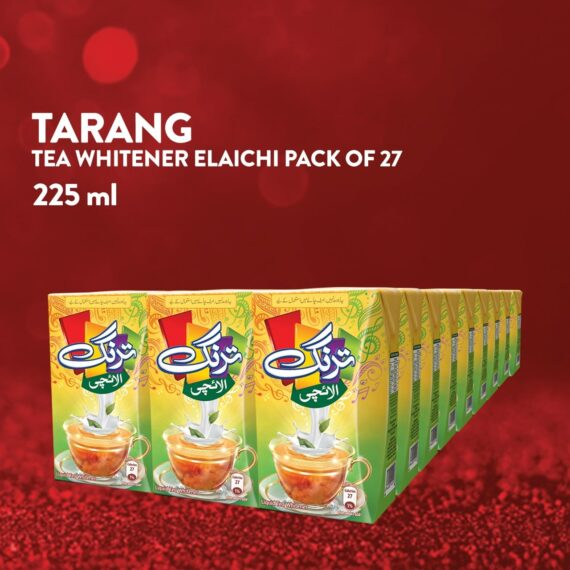 Tarang Tea Whitener 225 ml Pack of 27