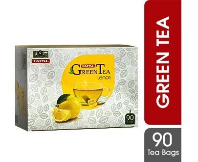 Tapal Green Tea Lemon - 90 Tea Bags
