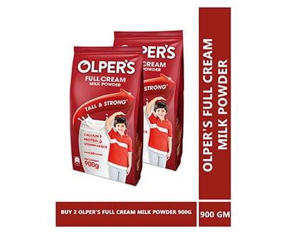 Olper's FULL CREAM MILK POWDER 900g-min