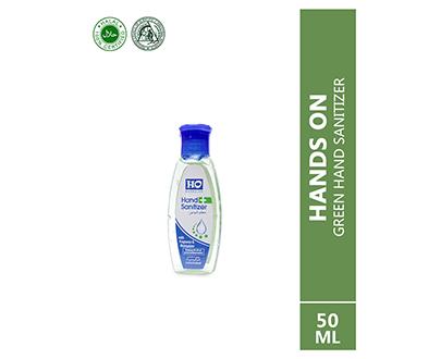 HO Hand Sanitizer Green 50ml