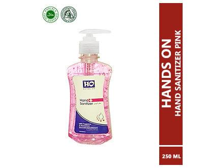 HO Hand Sanitizer 250ML Pink