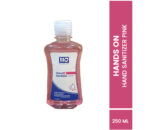 HO Hand Sanitizer Pink Fliptop 250ml