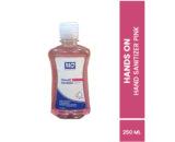HO Hand Sanitizer Pink Fliptop 250ml