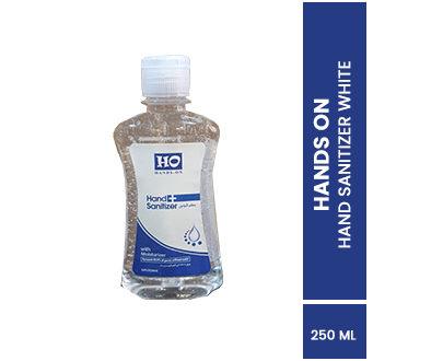 HO Hand Sanitizer White Fliptop 250ml