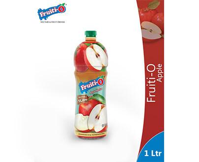 Fruiti-O Apple Juice 1ltr