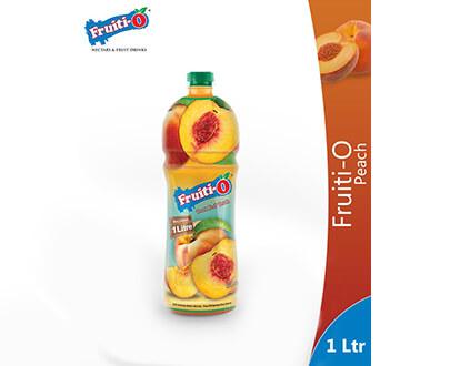 Fruiti-O Peach Juice