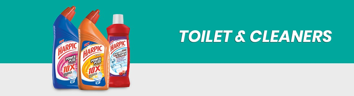 TOILET & OTHER CLEANERS