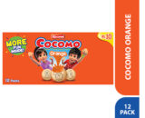 Order Bisconi Cocomo Orange, 12 packs Online at Best Price