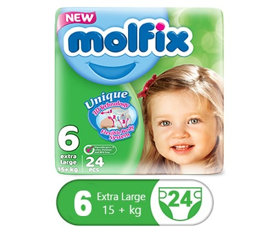 Order Molfix Baby Diaper X-Large Twin Packs Size 6 Online At Best Price In Pakistan