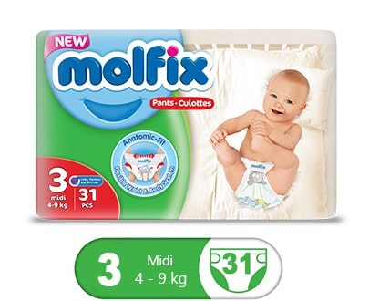 Order Molfix Baby Midi Pants Twin Pack Size 3 Online At Best Price In Pakistan
