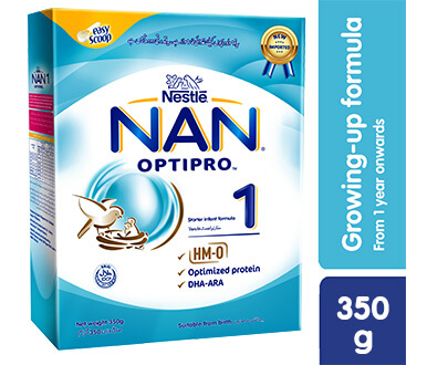 Nestle Nan 1 Soft Pack 350g Online at best price in Pakistan - Nestle Pakistan