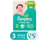 Pampers Value Pack Medium Butterfly