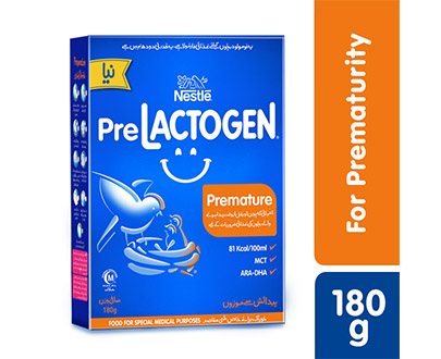 Nestle Pre Lactogen 180gm: Available Online At Best Price in Pakistan