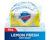 Safeguard Bar Soap Lemon Fresh