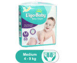 Vigo Baby Diapers Mega Pack - Medium Size 3