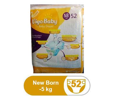 Order Vigo Baby Diapers Economy Pack New Born Online at best Price