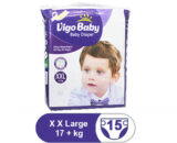 Vigo Baby Diapers Mini Pack - Size 6 (XX-Large) Online at Best Price In Pakistan