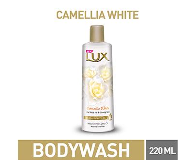 Lux Body Wash Camellia White