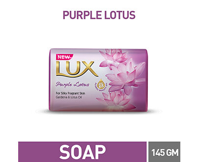 Lux Purple Lotus Soap