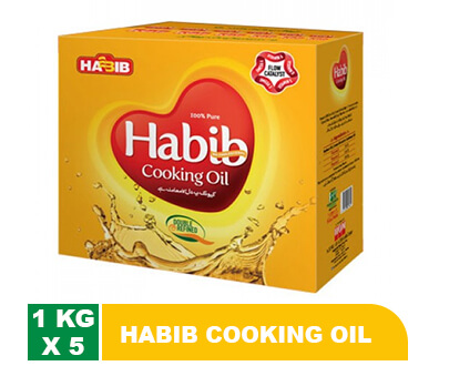 HABIB COOKING OIL