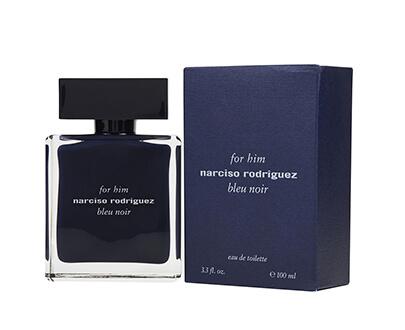 narciso rodriguez bleu noir for men