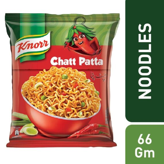 Knorr Noodles Chatpatta 66g