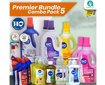 Ho Premier Bundle Combo Pack 5