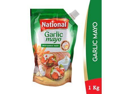 National Garlic Mayo - 1000ml