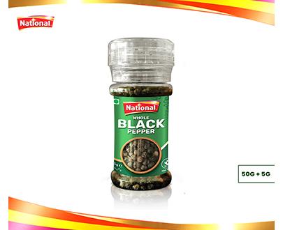 National Grinder Black Pepper 60GM