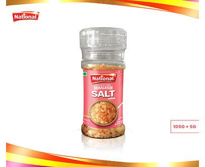 National Grinder Pink Salt 105GM